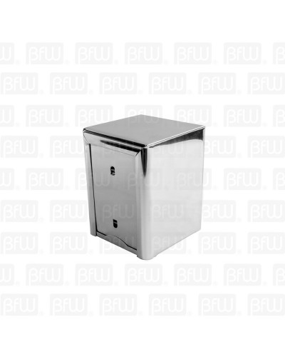 SERVILLETERO DOBLE 5-5/8 X 3-7/8 X 4-5/8 PG ECONOMICO BUFFETWARE