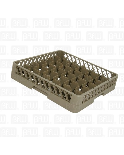 RACK PARA VASOS 36 COMPARTIMENTOS BUFFETWARE