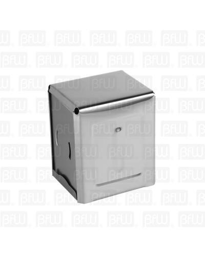 SERVILLETERO DOBLE 13 X 11 X 9CM BUFFETWARE